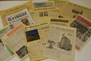 Minnedosa Tribune From The Past